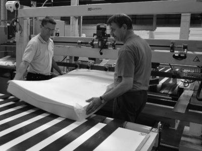 Matrassenfabriek Duvatex België