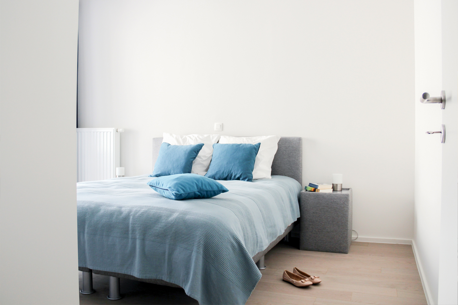 Boxspring Duvatex MM interieur